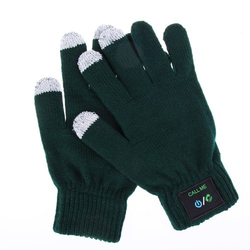 bluetooth phone gloves