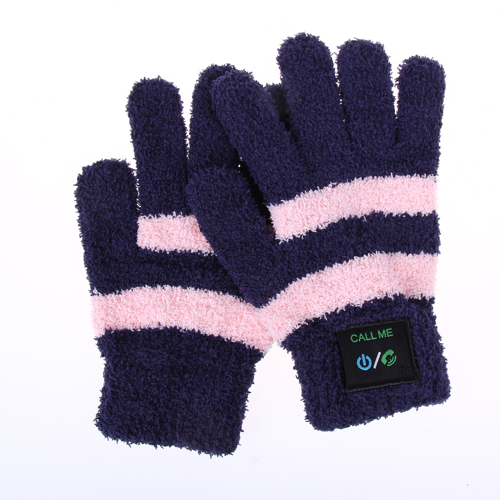 Bluetooth Smartphone Gloves For Touch Screen Phones In Winter