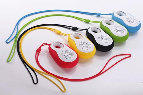 wireless speaker with bluetooth