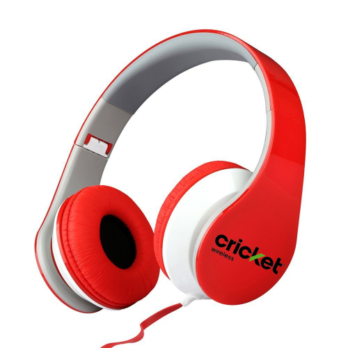 It's foldable headphone, have your logo printed on headphone for brand promotion