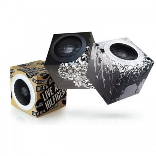 diy foldable paper speaker