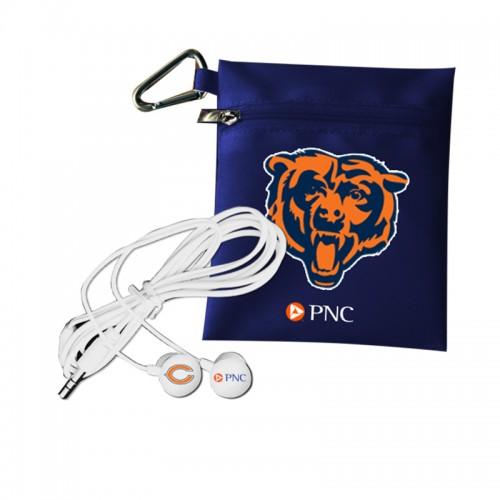print earphones in pouch