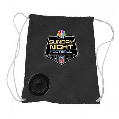 sports drawstring speaker bag