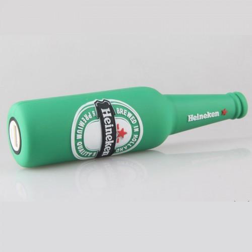 bottle pvc shape powerbank