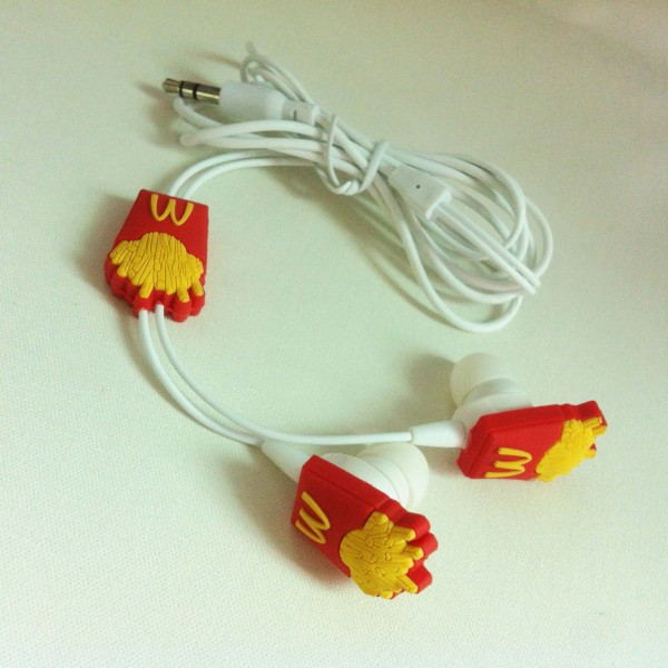 Custom-Mcdonalds-Chips-Hamburger-Promotion-Earbuds-2
