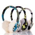 custom earmuff headphone for winter