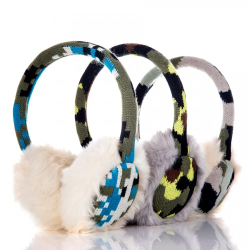 custom earmuff headphone for winter
