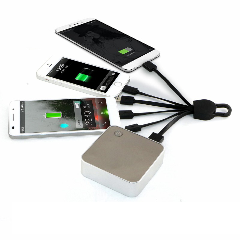 Mobile phone charger adaptor