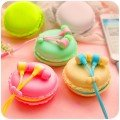 Macaron Earphone Earbuds