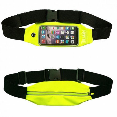 custom phone belts