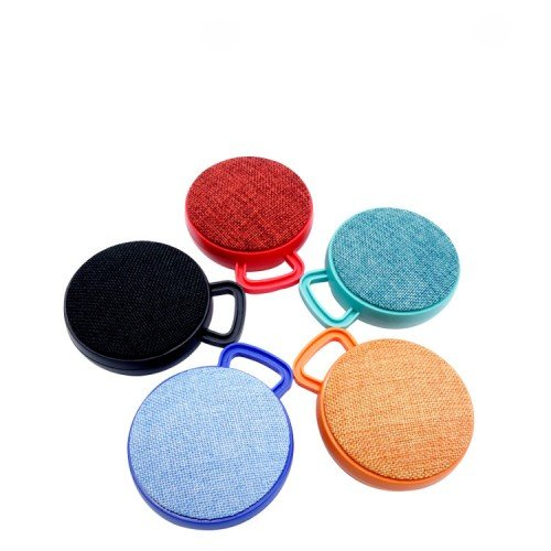 wireless mini fabric bluetooth speaker