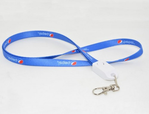 Lanyard Phone Charging Cable Hot Promotion Items 2018