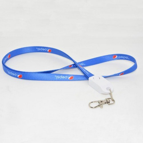 Lanyard Phone Charging Cable