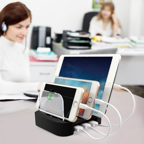 Cellphone USB Charging Station