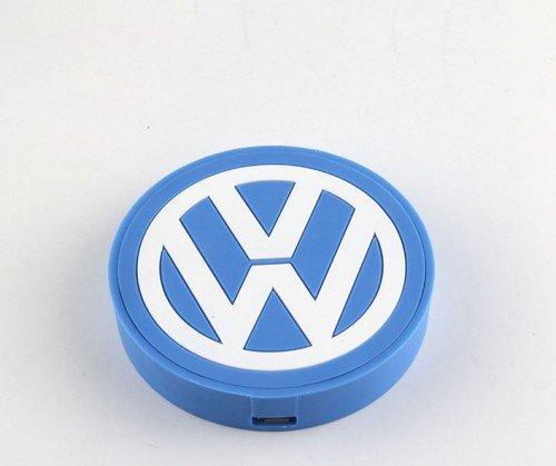 custom logo shape wireless charging pad