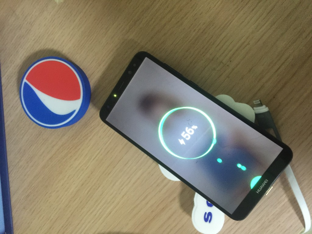 custom shape wireless charging pad