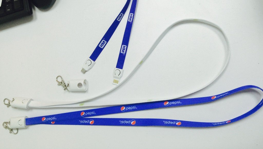 lanyard charger cable for phone