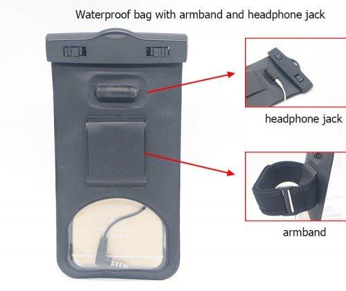 Promotion Waterproof Armband Case