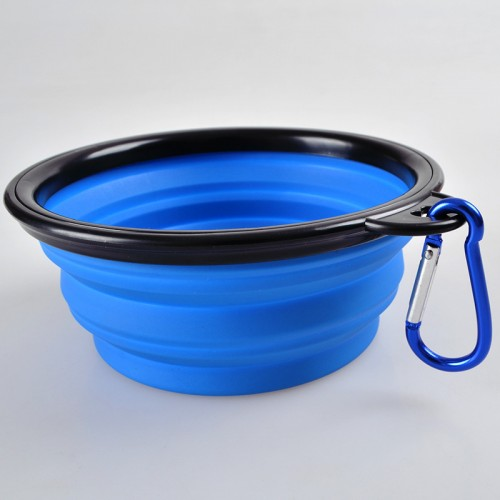 custom dog water bowl silicone