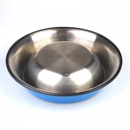 custom stainless steel dog bowl