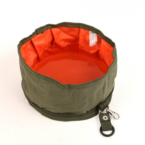 promotional collapsible dog bowl food water bowl
