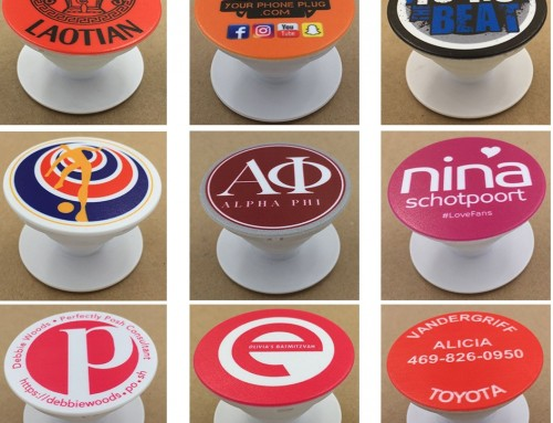 Custom Popsockets in Bulk |Hot Tech Promo Item 2018
